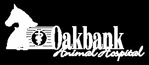 logo of oakbank animal hospital in oakbank manitoba